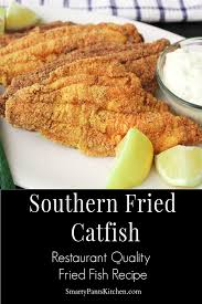 Restaurant Style Fried Catfish