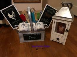 realtor closing gifts with chalk