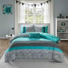 teen comforter set full queen pink teal