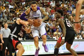 Lakers vs. Trail Blazers Final Score: Lakers crowned Las Vegas ...