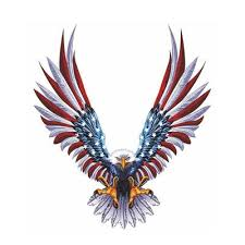 Decal Sticker For Car Motorcycle Eagle With Usa Flag Buy At A Low Prices On Joom E Commerce Platform