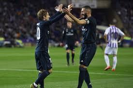 VIDEO Valladolid 1–4 Real Madrid (Spain — La Liga) Highlights — MovaHub