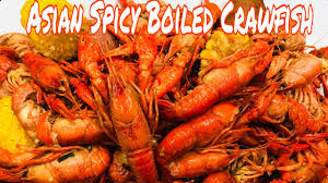 Asian Spicy Boiled Crawfish (Cooking ...