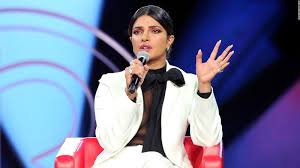 Priyanka Chopra confronted by a woman calling her a hypocrite. The actress  said she's patriotic - CNN