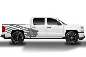 Chevy Silverado 2014 2017 Custom Vinyl Decal Wrap Kit Patriot Factory Crafts