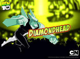 ben 10 diamondhead picture and free