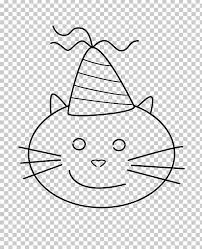 Cat Drawing Hello Kitty Kleurplaat Png Clipart Animals Area