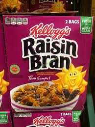 kellogg s raisin bran cereal 76 5 oz