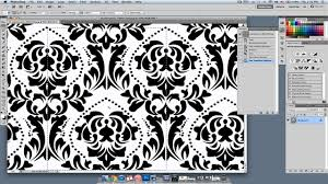 how to create a wallpaper pattern