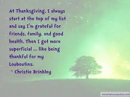 quotes about being thankful for family and friends top being