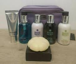 molton brown 6pc hair bath shower