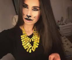 black cat makeup ideas saubhaya makeup