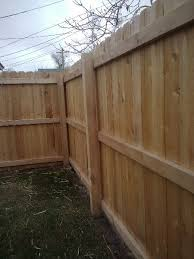 Cedar Dog Ear Fence Fences And Exercise Pens Fencing Companies Dog Ear Fence Build My Own House