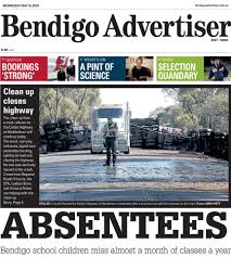 Bendigo Advertiser ...
