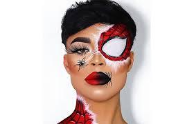 makeup spiderman saubhaya makeup