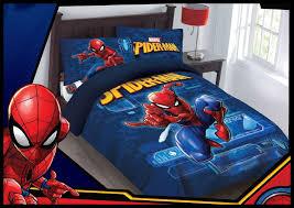 marvel 4pc spiderman spider tech