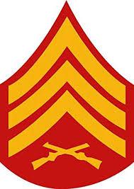 Amazon Com E 5 Sergeant Insignia Sticker Car Bumper Window Decal Vinyl Usmc Marine Corps Marines Leatherneck Automotive