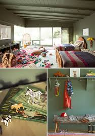 A Bohemian Chic Kids Room The Style Files