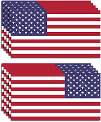 Usa Subdued Single Color American Flag 50 Stars Vinyl Decal Large Silver Itrainkids Com