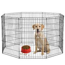 Bestpet 30 Tall Dog Playpen Crate Fence Buy Online In India At Desertcart