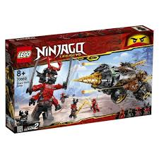 eBay #Sponsored LEGO NINJAGO Coles Powerbohrer (70669)