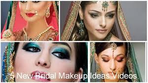 5 new bridal makeup 2016 ideas videos