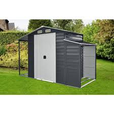 galvanized steel multi use shed
