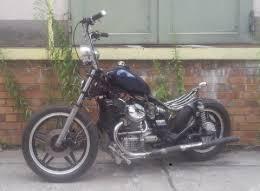 ultra cx500 bobber chopper motorcycle