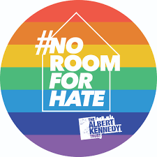 LGBT Foundation - The Albert Kennedy Trust launches #NoRoomForHate Day in  support of homeless LGBT youth