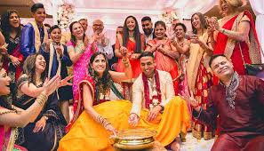famous indian wedding games that are