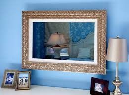 mirror tv hide your tv seamlessly