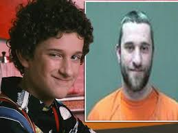 Screech arrested: Saved by the Bell ...