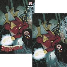Marvel: Spider-Woman #1 (Adam Hughes Variant Set) from Spider-Woman by  Karla Pacheco published by Marvel Comics @ ForbiddenPlanet.com - UK and  Worldwide Cult Entertainment Megastore