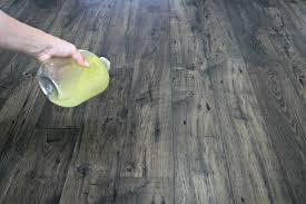 homemade wood floor polish recipe