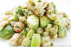 Clean Eating Recipe – Lobster, Avocado ...