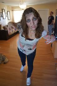 fun the walking dead zombie costume
