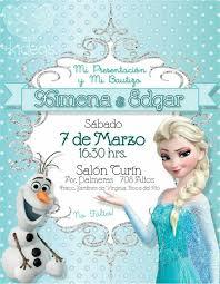 Invitacion Frozen Invitaciones De Frozen Fiesta Frozen Y