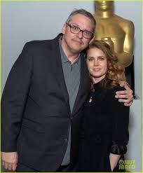 Amy Adams Joins Director Adam McKay at 'Vice' Screening!: Photo ...