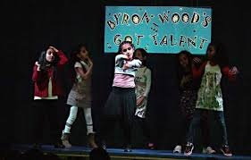 Class Act at Byron Wood Talent Show Talent