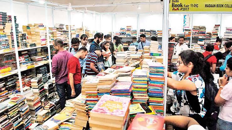 "Image result for new delhi world book fair 2020"""