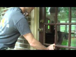 replace window pane with wood molding