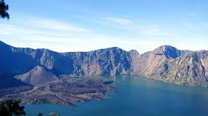 rinjani national park lombok island rinjani geopark