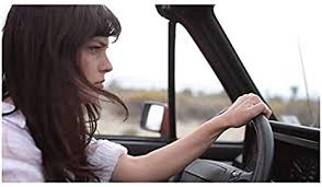 Roxane Mesquida 8 Inch x 10 Inch Photograph Rubber (2010) Looking Angry  Driving Car kn at Amazon's Entertainment Collectibles Store
