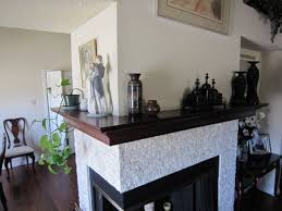 sided fireplace fireplace mantel