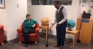 NASA sweeps 'broomstick challenge' under the rug