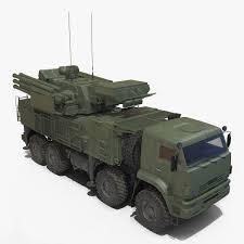 3D model missile pantsir s1 sa-22 - TurboSquid 1486303