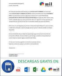 Carta Para Una Amiga Formatos Y Ejemplos Word Para Imprimir