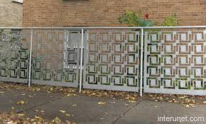 Metal Fence Design Picture Interunet