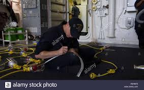 160929-N-HV059-049 NAVAL STATION NORFOLK (Sept. 29, 2016) Petty Officer 1st  Class Dustin Bell