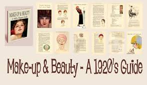 dressing in 1920 s style book of